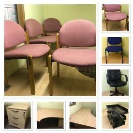 Excellent conditon office furniture for SALE!
