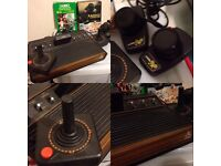 Atari 2600 Woody | Console, controllers, paddles