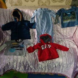 Gap baby boy clothes bundle