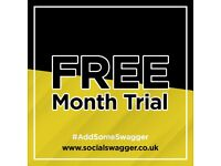 Need help with social media? Check out our FREE trial