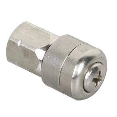 Pressure Washer Sewer Jetter Nozzle Drain Jet Hose Nozzle 14 Connector