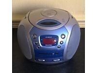 Portable Radio CD Player