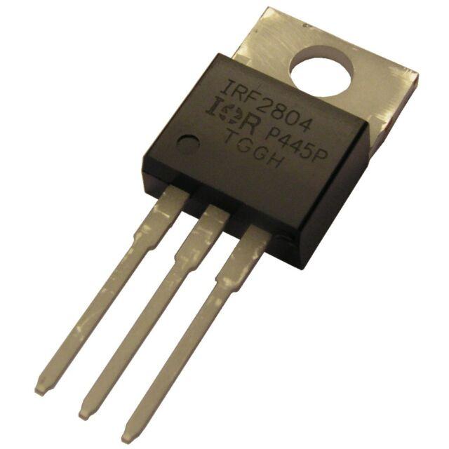IRF2804 International Rectifier MOSFET Transistor 40V 75A 300W 0,002R 854146