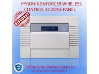 PYRONIX ENFORCER WIRELESS CONTROL 32 ZONE PANEL ONLY UK SELLER