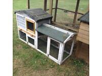 Rabbit / Guinea pig hutch