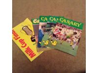 Old Norwich City Programmes