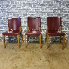 3x Cattelan Italia Sharon Chairs