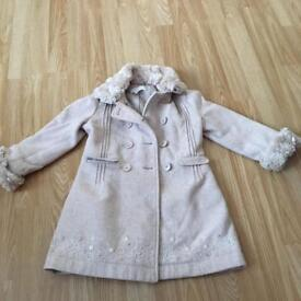 Jasper Conran girls coat