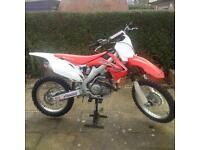 Honda Crf 450 2012 mint