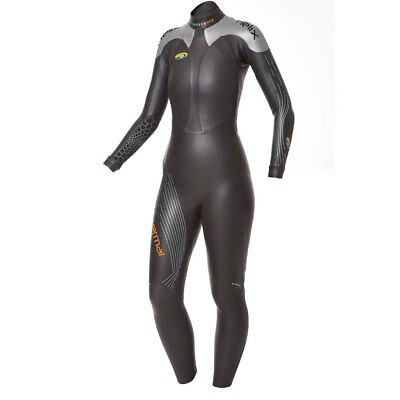REPAIRED: Blue Seventy Women's Thermal Helix Wetsuit - 2017 - Size WML
