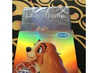 BRAND NEW DISNEY DVD - LADY AND THE TRAMP