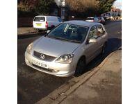 Honda civic 2004; quick sale 550£