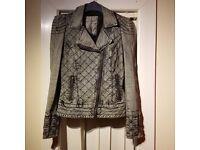 River Island denim woman's jacket