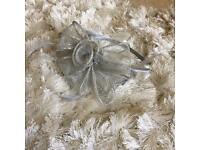 Silver headpiece