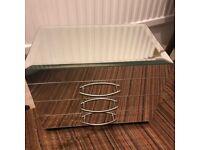 Large mirror jewellery box