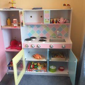 Kids craft Large Pastel Kitchen