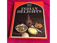 Indian delights book