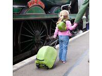 Little life turtle luggage set
