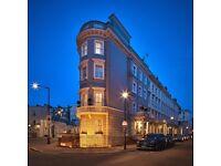 Hotel Reception & Porter POSITION SW1