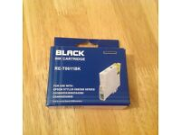Free Black Ink Cartridge Compatible for Epson printer