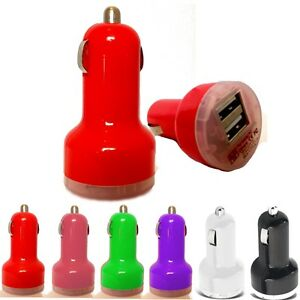 TWIN-BULLET-USB-PORT-IN-CAR-CHARGER-TRAVEL-ADAPTER-FOR-LG-GOOGLE-NEXUS-4-E960