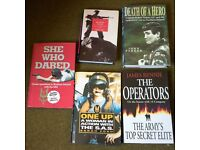 SAS Books, Military History, Northern Ireland