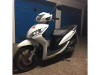 Honda vision 110 (2014) perfect condition 1 owner from new