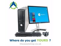 We sell refurbished IT equipment