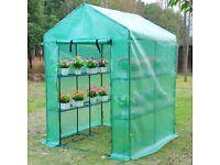 Largish Plastic Green House