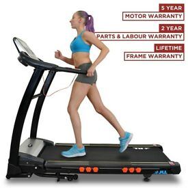 Treadmill and Mat