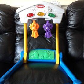 Playskool Fold ' n ' Go Kick Start Gym