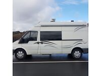 Campervan 2 berth with all you need for your travels