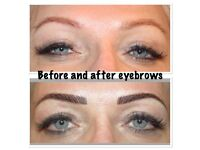 SPECIAL OFFER RUSSIAN 3D £50, INDIVIDUAL EYELASHES £40, MICROBLADING £70, SEMI PERMANENT MAKEUP £80
