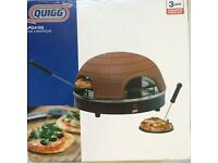 Mini Dome Pizza Oven Four Person (Rrp £70)