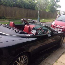 Aston Martin DB9 VOLANTE AUTO Convertible black