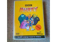 BBC MUzzy kids language learning