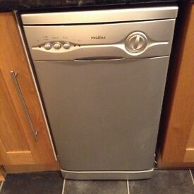 Dishwasher Proline, slim width, needs fixing
