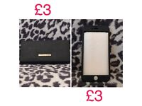 Purse and IPhone 6 Plus case