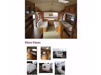 Abi Pioneer caravan -great condition