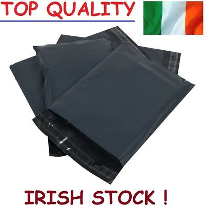 200 x Strong Grey Packaging Mailing Bags Postal Postage Self Seal Poly Sacks