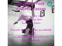 Beginner Pole Fitness Classes
