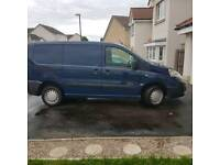 Citroen Dispatch van 2L diesel