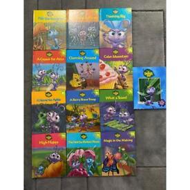 Children's BUGS LIFE books