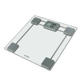 Salter Glass Electronic Digital Bathroom Scale Toughened Glass 9082 SV3R BRAND NEW