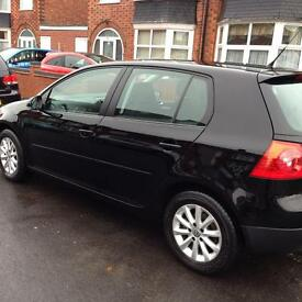 VW GOLF MARK5 1.6 FSI