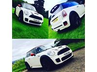 Mini Cooper JCW 2009 Stunning Car High Spec. Full Service History. Immaculate with only 74K miles