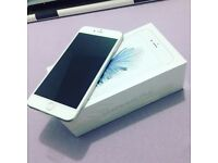 NEW IPHONE 6S PLUS 128 GB, SILVER, FOR SALE OR SWAP ON IPHONE 7