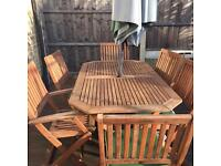Robert dyas table and chairs