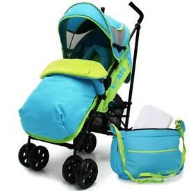 Stroller/pushchair