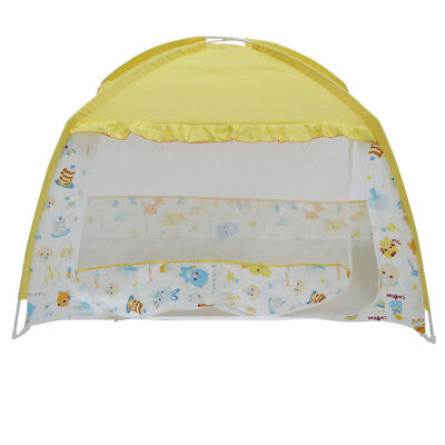 itonetz Zelt Bett Pop-up Baldachin für Babybett und (Baldachin Zelt Für Bett)